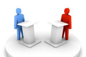Espera 55% el próximo debate; poca difusión definió el primero