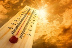 Calor afecta productividad y la economía