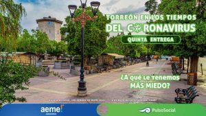 Resultados de la 5ta semana de medición: Torreón en tiempos del Coronavirus